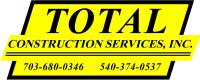 Total Construction Services, Inc. Logo
